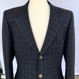 Ermenegildo Zengna Cloth Custom Cashmere Blazer